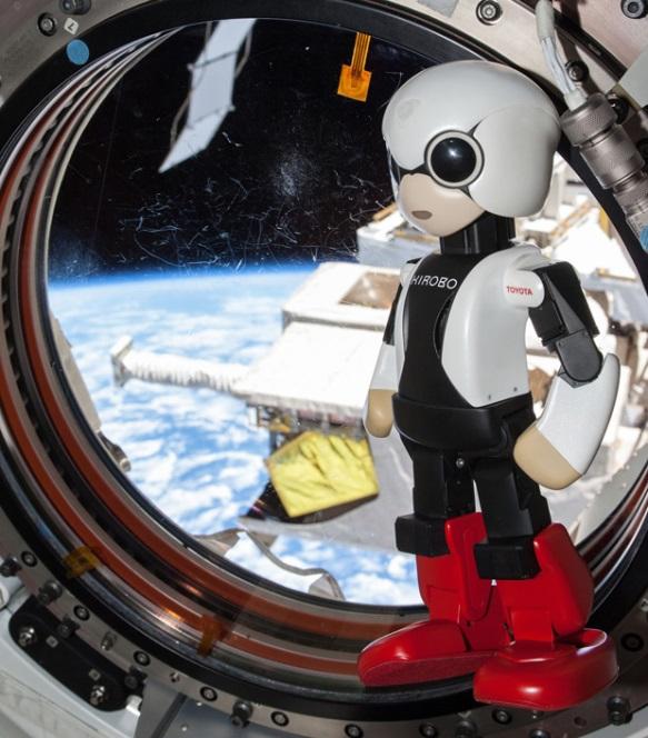 Kirobo – первый говорящий робот в мире успешно запущен в космос