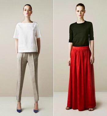 стиль в одежде минимализм
