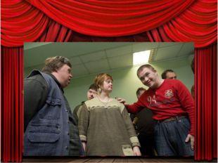 «Театр Простодушных» – социо-культурный феномен, некоммерческий театр, дающий