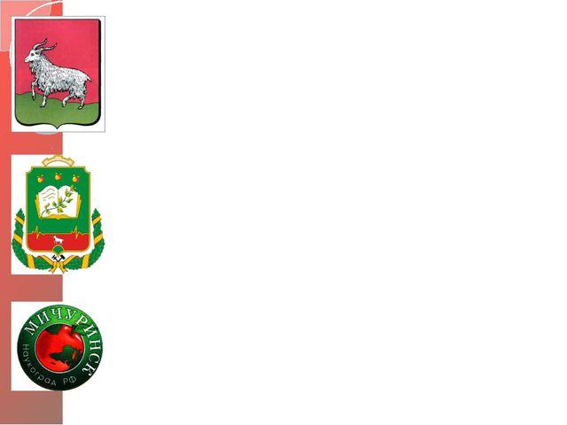 Символы родного города, области и государства – предметы подлинной гордости з...