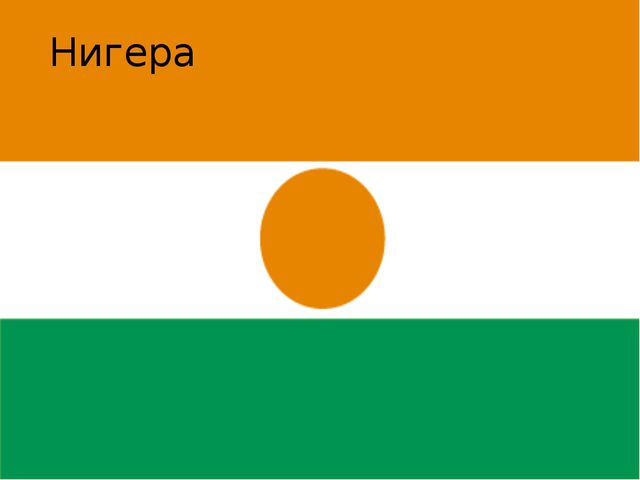 Нигера