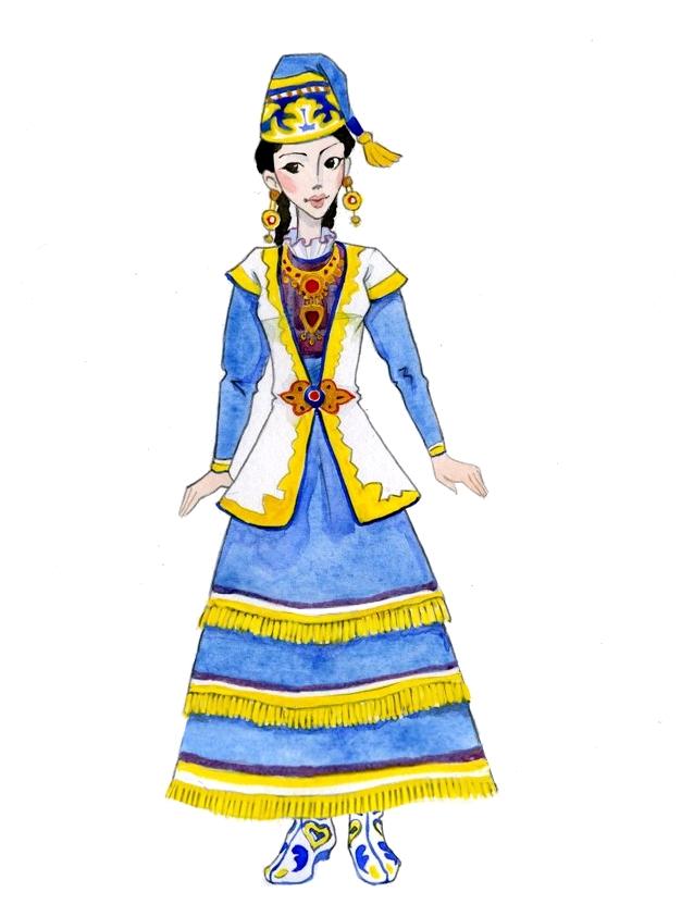 Картинки татарские анимации, открытки