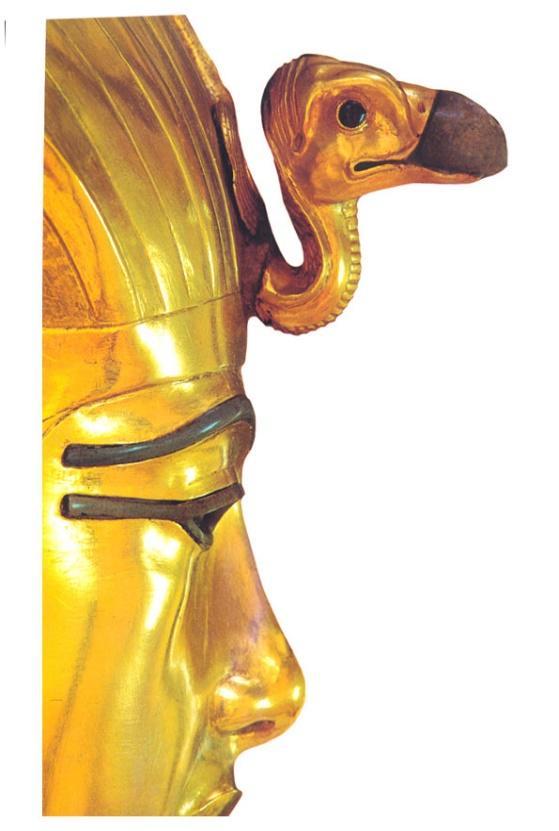 E:\Материалы к лекции 5.Декоративное искусство Древнего Египта\27 урей самка коршуна.jpg