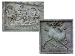 Впрочем, есть вид скульптуры, который больше приспособлен к рассказу, повеств