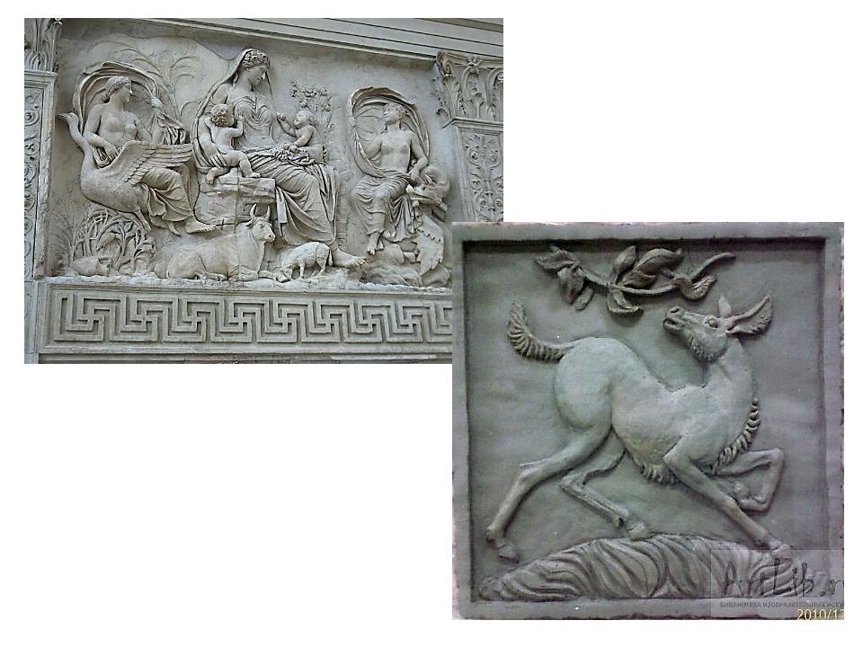 Впрочем, есть вид скульптуры, который больше приспособлен к рассказу, повеств...
