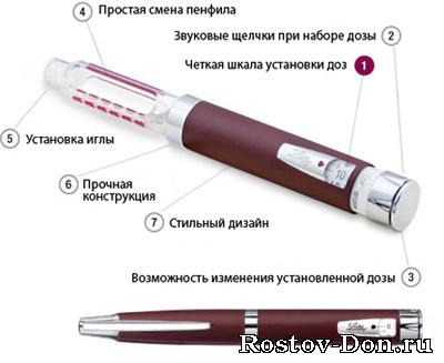 Продаю шприц-ручки: 1. ХумаПен Эрго - 800 руб. 2. Хумапен Люксура - шприц-ручка, для использования 3 мл катриджей Хумалога и Хум