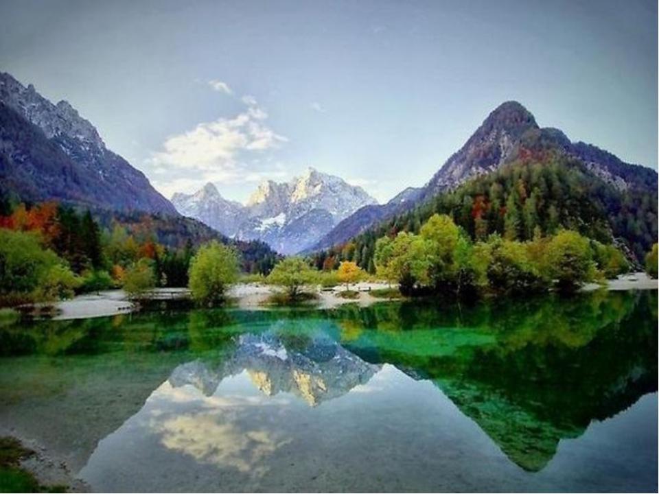 Красота окружающего мира в картинках