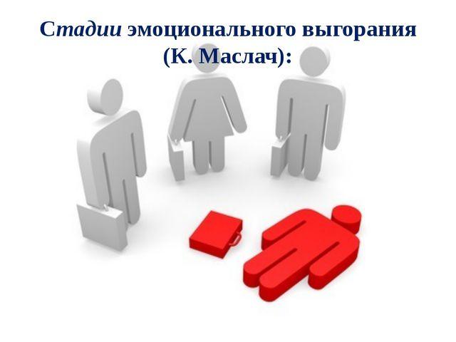 Симптомы трех фаз (В.В.Бойко):