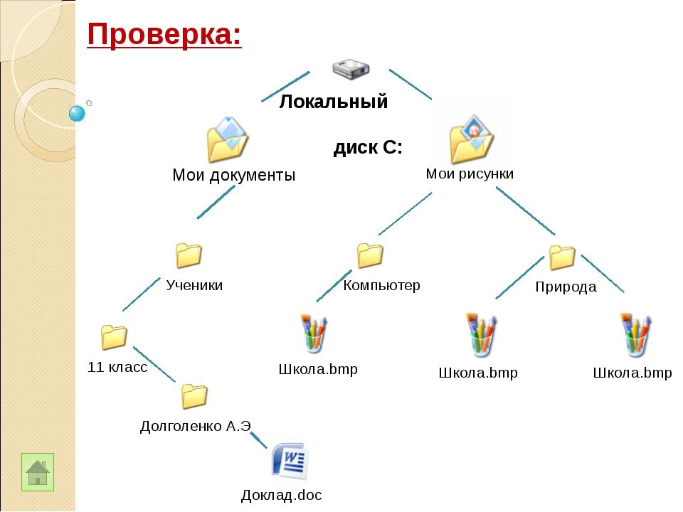 В различных операционных системах существуют различные форматы имен файлов. В...
