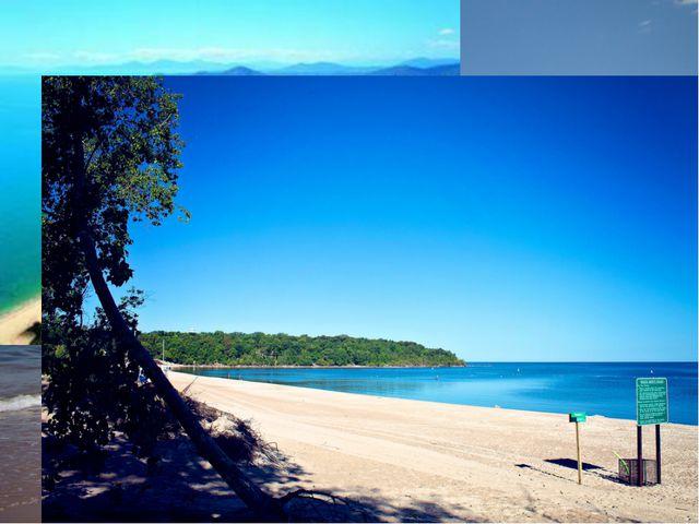 5 канадских пляжей заслуживают обозначениеBlue Flagв рамках международной п...