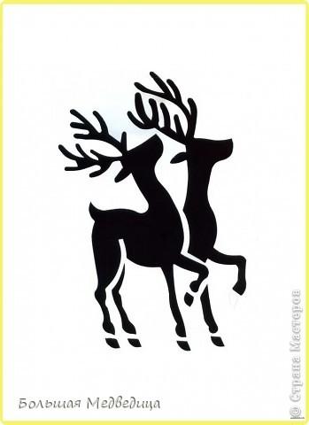 Интерьер, Сказка, Украшение Вырезание, Вырезание силуэтное: Украшаем окна к Новому году или Новогодняя сказка на окне Бумага, Клей Новый год. Фото 20