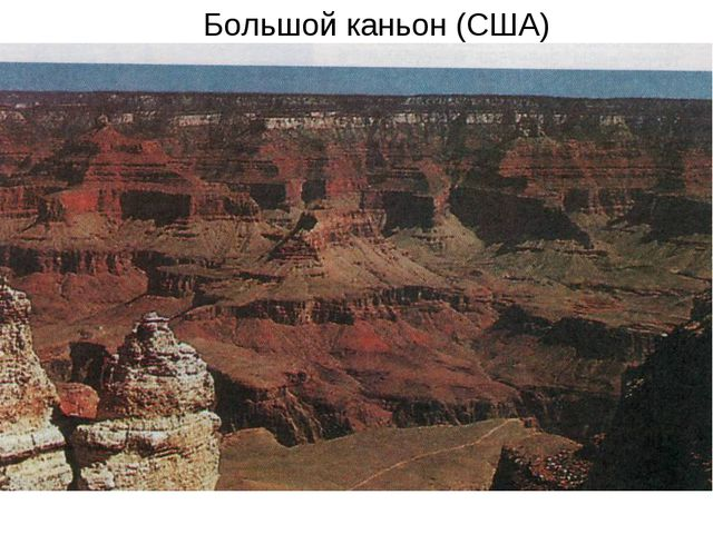 Большой каньон (США)