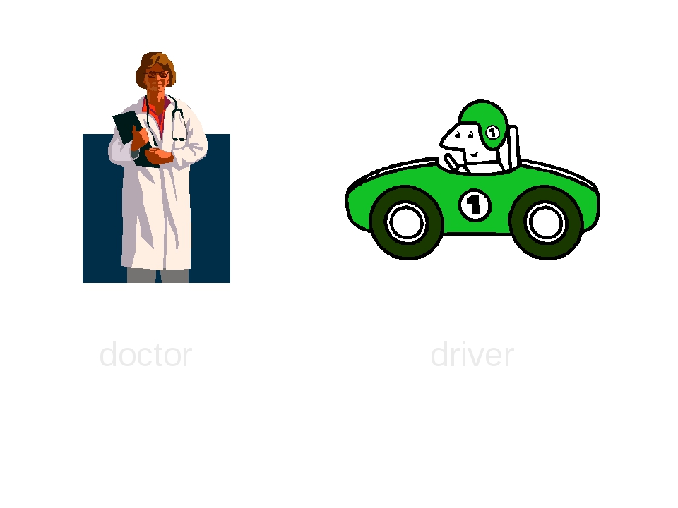 doctor driver