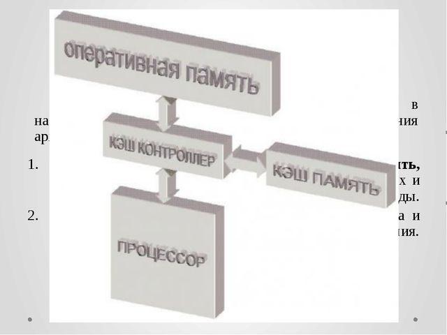 Оперативная память (ОЗУ) Оперативная память (ОЗУ) - энергозависимаячасть с...