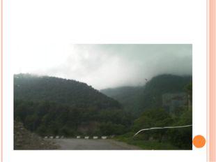 По дороге в Дзинагу