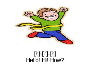 [h]-[h]-[h] Hello! Hi! How?