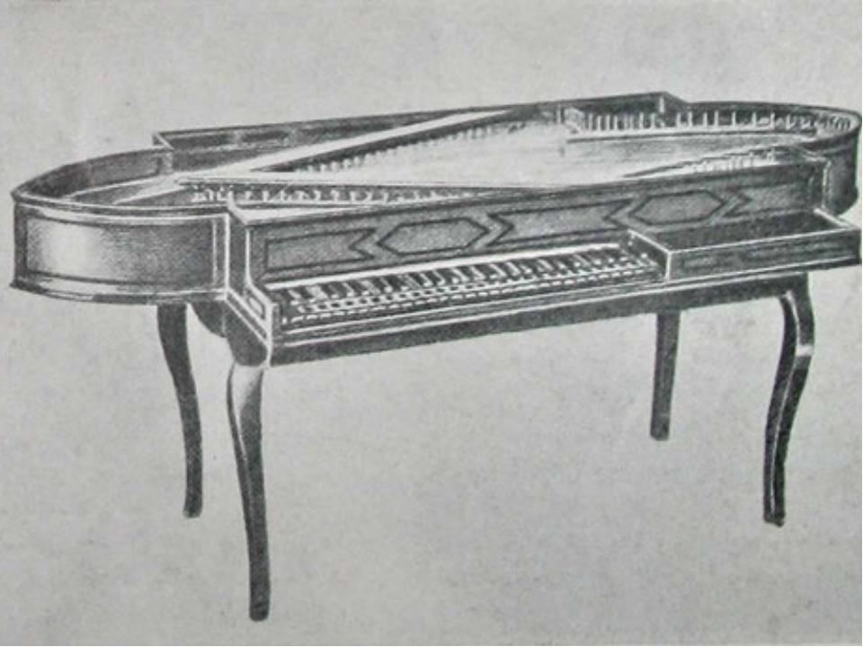 Фото клавира