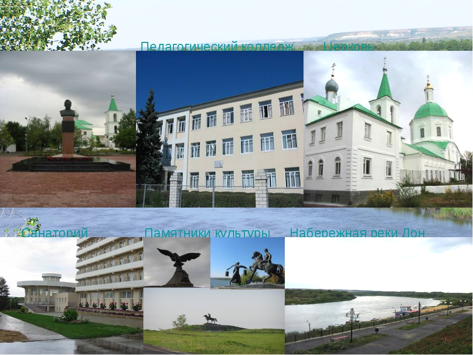Государственный музей - заповедник им. М.А.Шолохова содержит : Государственны...