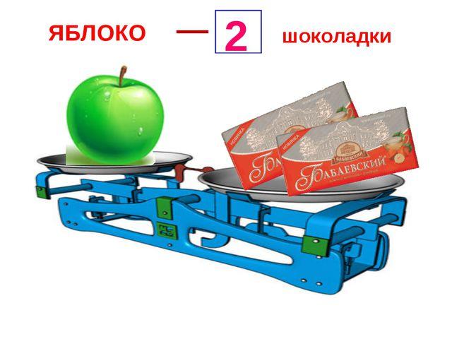 ЯБЛОКО шоколадки 2