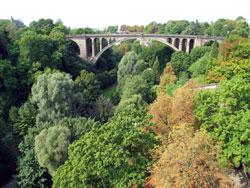 Мост Адольфа (Le pont Adolphe)