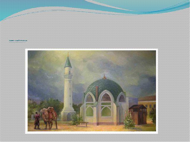 Караван – Сарай в Оренбурге. Это чудо архитектуры восхищает гостей города...