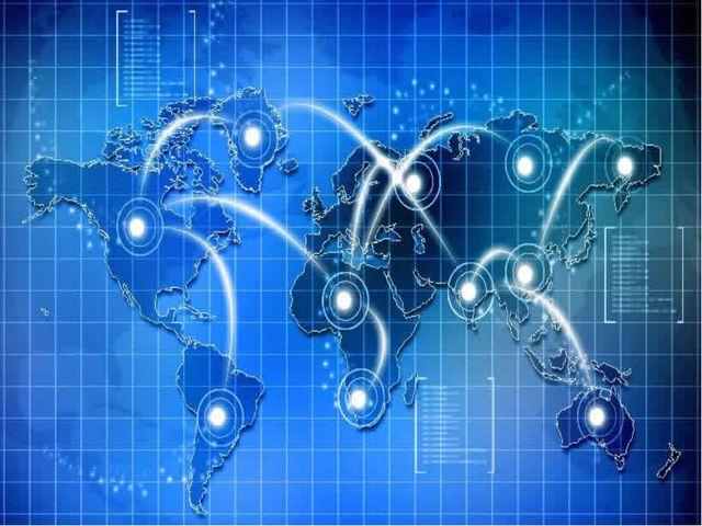 """С развитием телекоммуникаций возникает новый вид """"груза"""" – это информация, пе..."""