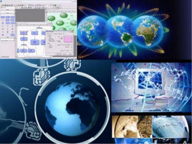 """Выводы. С развитием телекоммуникаций возникает и новый вид """"груза"""", это инфор..."""