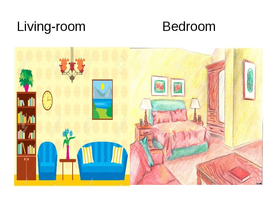 Living-room Bedroom