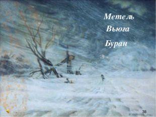 Метель Вьюга Буран 38