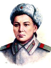 Маметова Маншук Жиенгалиевна (1922 — 1943)