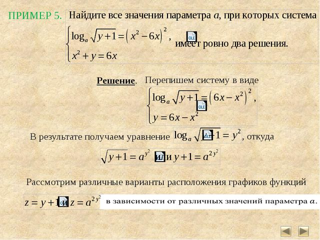 Это уравнение является квадратным относительно следовательно оно не будет име...