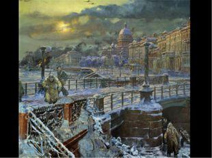 Мы обязаны помнить героический подвиг советского народа.
