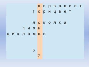п е р в о ц в е т г о р и ц в е т я с к о л к а п и о н ц и к л а м е н 6 7