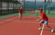Спортивные игры теннис