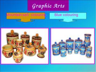 Mountain-ash colouring Blue colouring Graphic Arts