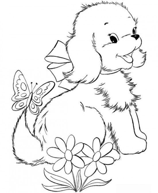 http://thekidscoloringpages.com/wp-content/uploads/2013/10/Dog-and-Puppy-Coloring-Pages-Picture-1-550x672.jpg