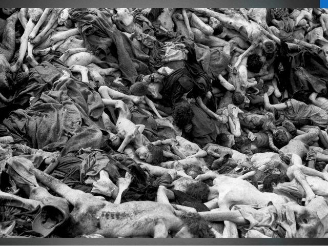 Что такое Холокост? Нацистская политика тотального уничтожения евреев.
