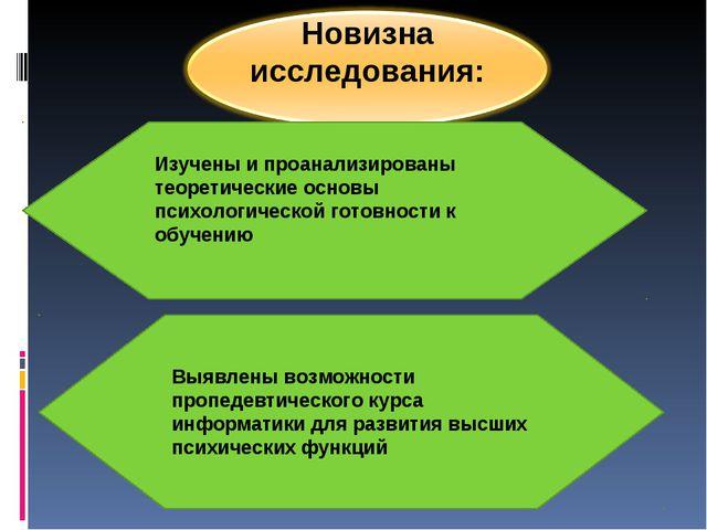 Изучены и проанализированы теоретические основы психологической готовности к...