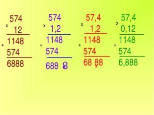 574 1,2 1148 574 688 8 574 12 1148 574 6888 57,4 1,2 1148 574 68 88 57,4 0,1