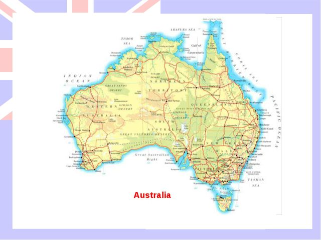 Australia Australia is the smallest continent in the world. It occupies a wh...