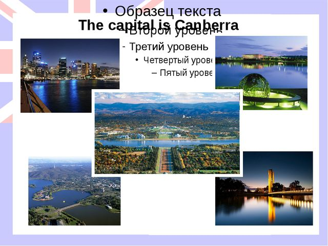 The capital is Canberra The capital of the Australia is Canberra.