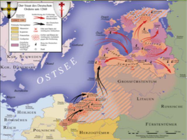 Тевтоны Тевтоны –германские племена, которые во II в. До н. э. вместе с кимвр...