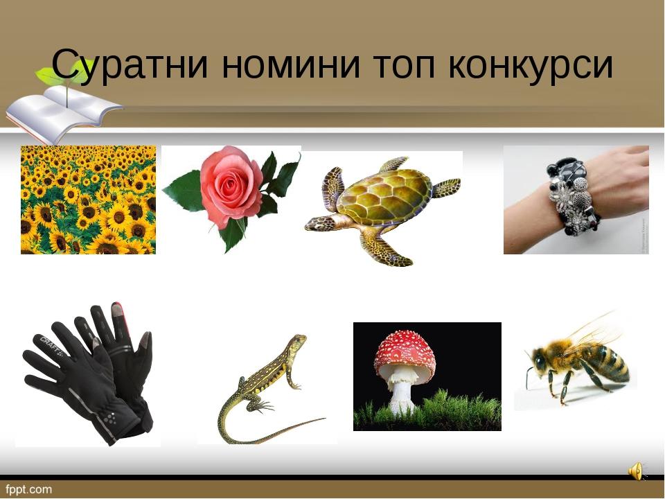 Суратни номини топ конкурси