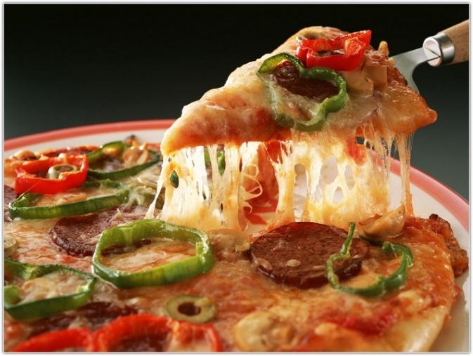 Какая она, настоящая итальянская пицца? (9 фото)
