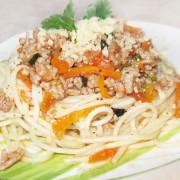 Спагетти Болоньезе шаг 7