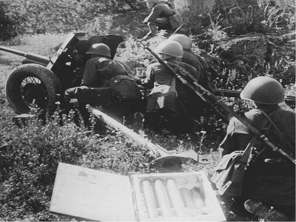 Бой за Ленинград