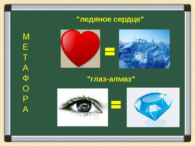 """ледяное сердце"" ""глаз-алмаз"" М Е Т А Ф О Р А"