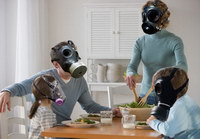 Вред загрязнителей экологии для здоровья человека