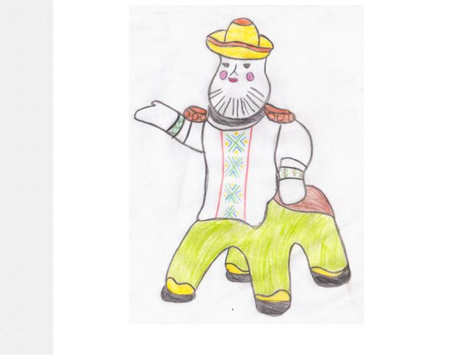 том, каргопольская игрушка картинки как нарисовать поэтапно собчак
