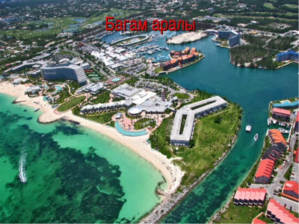 Багам аралы